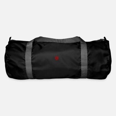 Flake Red flake - Duffle Bag