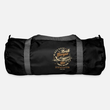 North Yorkshire Wings Over North Georgia - Duffle Bag