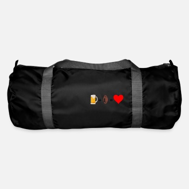 Beer and football - Duffle Bag