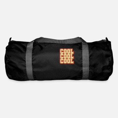 Cool Cool Cool Cool - Duffle Bag