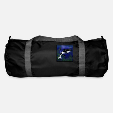 Orcas killer whale - Duffle Bag