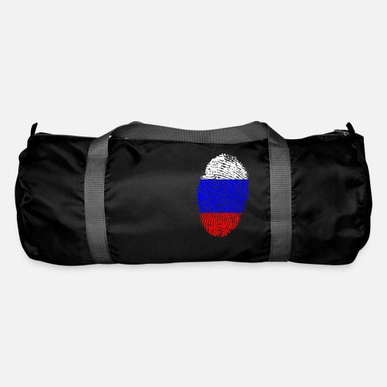 Russia Bags & Backpacks - RUSSIA / RUSSIA - Duffle Bag black