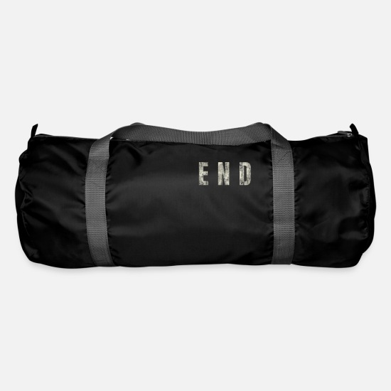 Uni Bags & Backpacks - END - The End - Duffle Bag black