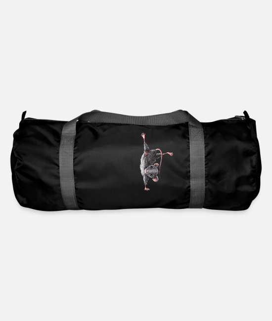 Usa Bags & Backpacks - Mouse - - Duffle Bag black