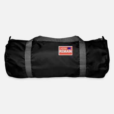 Remainer Remain - Duffle Bag