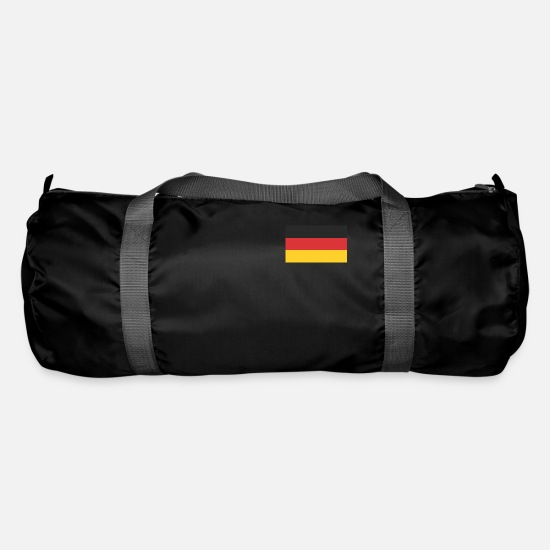 Flag Bags & Backpacks - germany flag - Duffle Bag black