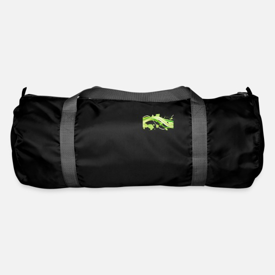 Forest Bags & Backpacks - Natural decoration - Duffle Bag black