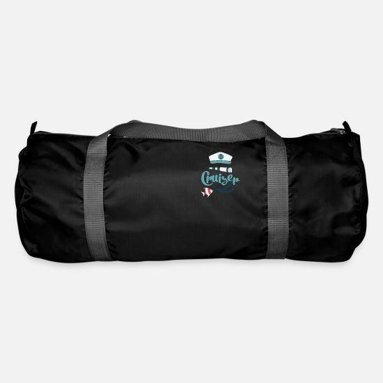 Cruise Ship Bags & Backpacks - cruise - Duffle Bag black