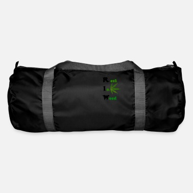 Rest Rest in Weed - Duffle Bag