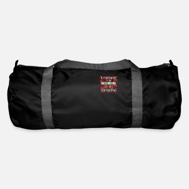 Motivational A loving heart is the beginning of all knowledge - Duffle Bag