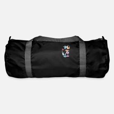 love travel - Duffle Bag
