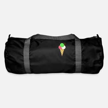Ice-cream-cone Ice Cream Cone - Duffle Bag
