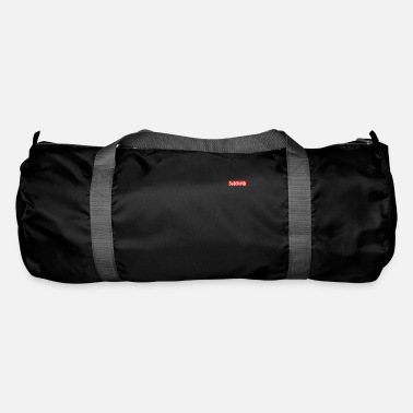 Miscellaneous SebSwib Text - Duffle Bag