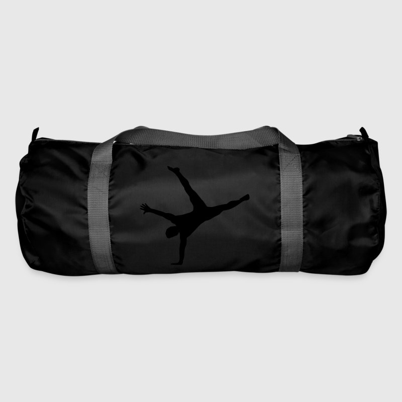 gymnast, gymnastics - breakdance, handstand, flair - Duffel Bag
