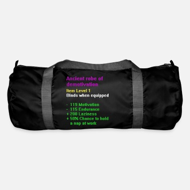 Robes Robe of demotivation - Duffle Bag