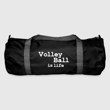 volleyball is life - Torba sportowa