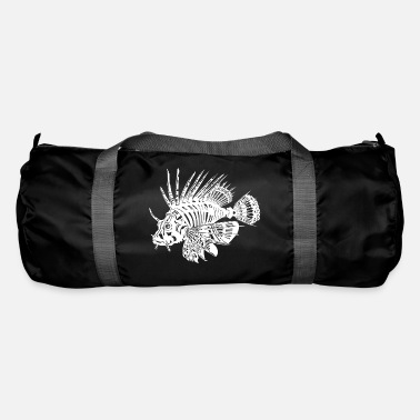 Mech lionfish white - Duffle Bag