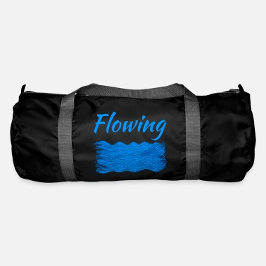 Flow Flowing - Duffle Bag