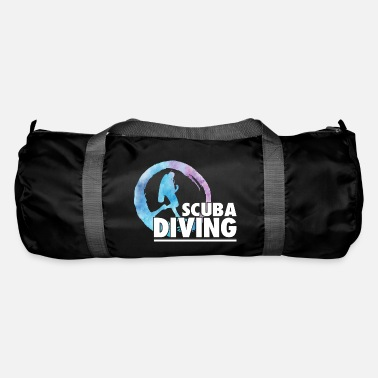 Scuba scuba diving1 - Sporttasche