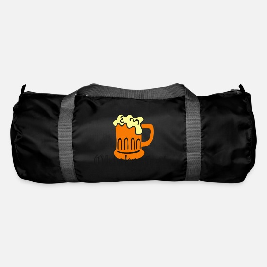 Alcohol Bags & Backpacks - Oktoberfest - Duffle Bag black