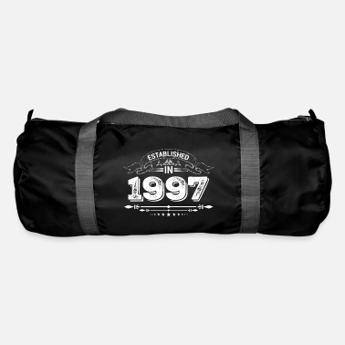 Established Established in 1997 - Duffle Bag