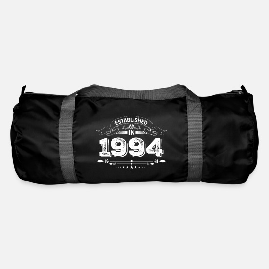 Established Bags & Backpacks - Established in 1994 - Duffle Bag black