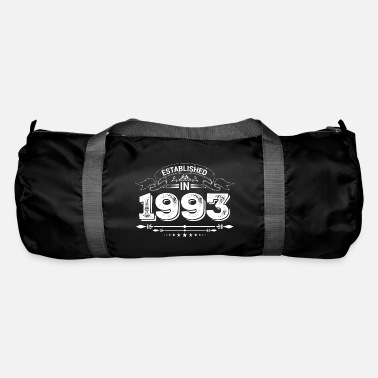 Established Established in 1993 - Duffle Bag