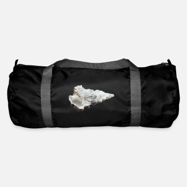 Reminder A shell that reminds of the holiday - Duffle Bag