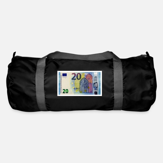 Gold Bags & Backpacks - 20 Euros - Duffle Bag black
