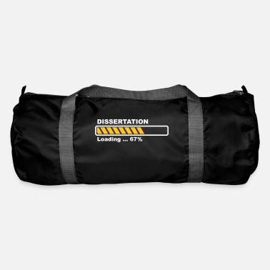 Dissertation Dissertation - loading - Duffle Bag