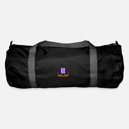 Viking Bags & Backpacks - Viking Collection - Duffle Bag black
