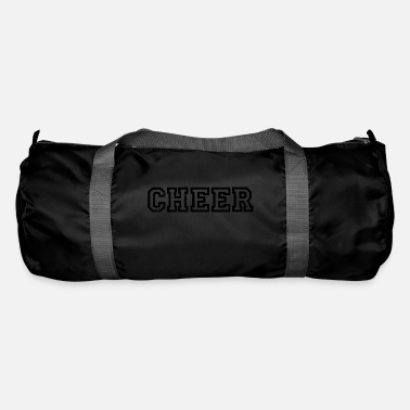 Cheers Cheer cheers cheers applaud cheers cheer - Duffle Bag