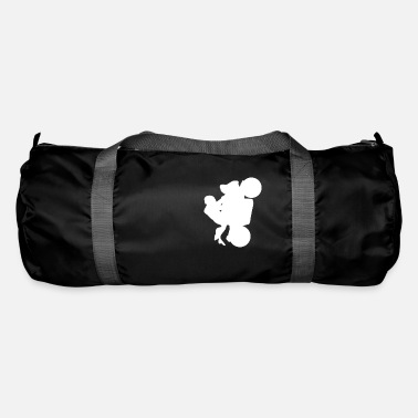 Motocycle Motorcycle Motocycle Wheeli! - Duffel Bag