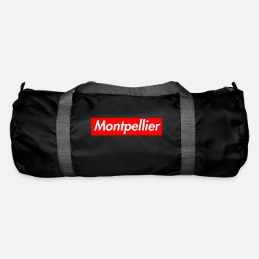 Montpellier Montpellier, city in France - Duffel Bag