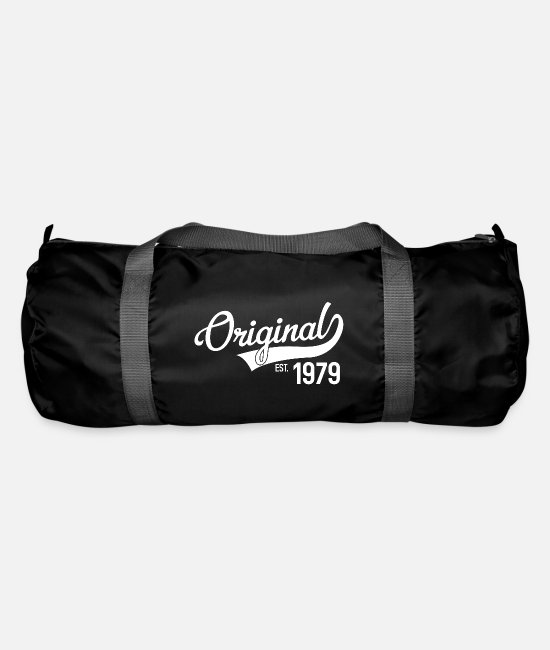 Born In Bags & Backpacks - Born - Duffle Bag black