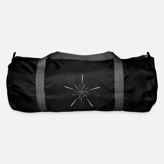 Tenderness Bags & Backpacks - Tender star - Duffle Bag black