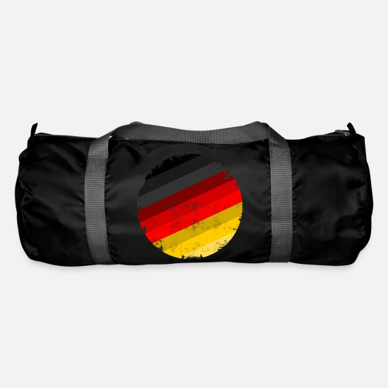 Flag Of Germany Bags & Backpacks - Germany flag - Duffle Bag black