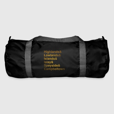 Region Whisky Regions - Duffel Bag