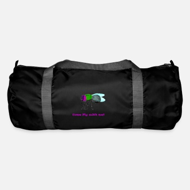 Fly Fly / fly - Duffle Bag