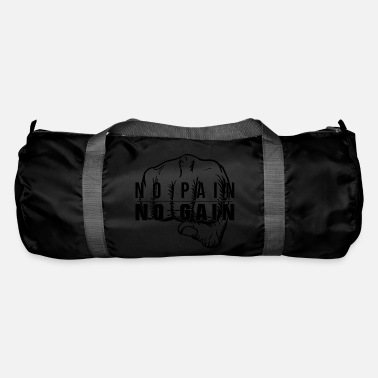No Pain No Gain NO PAIN NO GAIN (b) - Borsa sportiva
