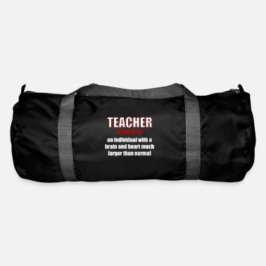 Abi Teacher Gift Profession School Teaching Definition - Sporttas