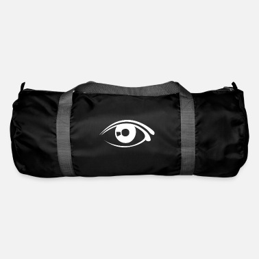 Tall And Beautiful A looking eye very tall and beautiful - Duffle Bag