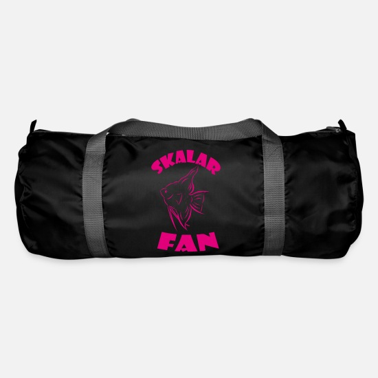 Fan Article Bags & Backpacks - Fan Scalar - Duffle Bag black