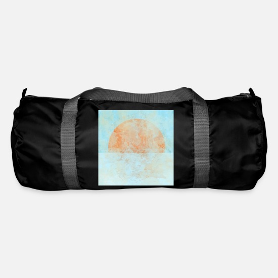 Art Bags & Backpacks - Informal sun - Duffle Bag black