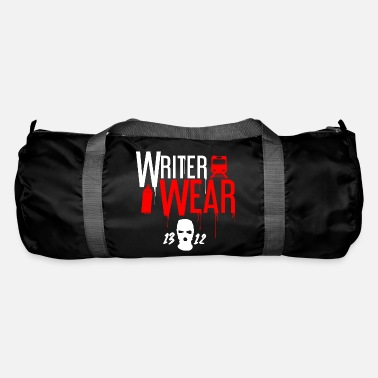 Wear Writer Wear - Sporttas