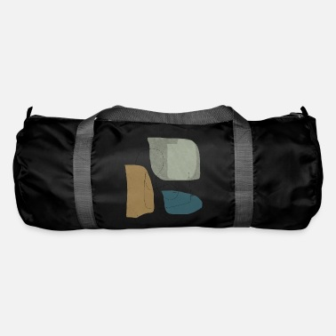 Shape Underwear Minimalistic abstract background N3 - Duffle Bag