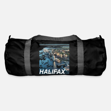 Province Halifax - capital of the province of Nova Scotia - Duffle Bag