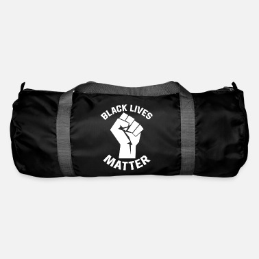 Black Black Lives Matter apparel - Duffle Bag