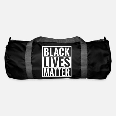 Black Black Lives Matter Shirt blm - Duffle Bag