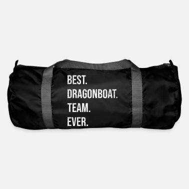 Best dragon boat crew ever - Duffle Bag